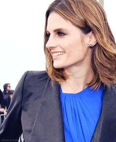 Stana Katic at Spirit Awards 2014