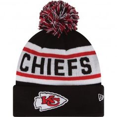 Kansas City Chiefs New Era NFL Biggest Fan Redux Beanie (Red) Kansas City  Chiefs 11a9d8722e40