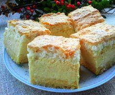 Domowa Cukierenka - Domowa Kuchnia: sernik kokosowy Siostry Anastazji