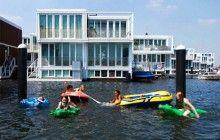 Floating City?! Futurist Ocean Frontiers & High-Seas Homes | Designs & Ideas on Dornob
