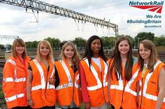 Managing creative and content for Network Rail's contribution to the #BuildingBritain campaign.