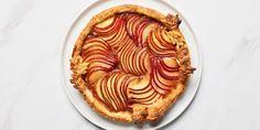 Pear Tart With Dulce de Leche Drizzle recipe | Epicurious.com