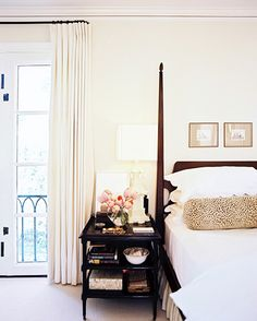 The Best Style Lessons 12 Top Designers Learned From Mom // Mother's Day, Betsy Burnham, Burnham Design, traditional bedroom by @Betsy Burnham