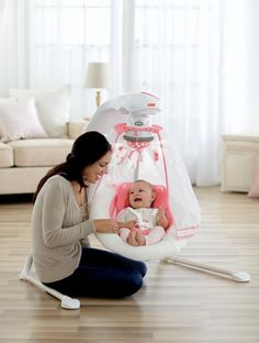 When to Stop Using Baby Swing