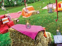 game hay bales
