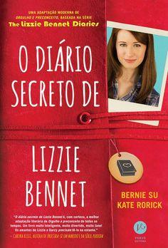 Como já contei na página do blog no Facebook, os diários de Lizzie Bennet, inspirados na web serie The Lizzie Bennet Diaries, que já haviam sido publicadosem livro,agora tem tradução no Brasil. A...