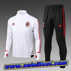 01d16014f7 Replique Survetement Enfants Milan AC Blanc 2018 Discount. foot-pascher