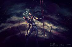 Evangelion 13 Semi-God Mode by LeoDeMoura on deviantART