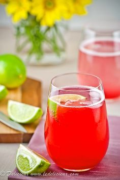 Blood Plum Cordial - an easy homemade cordial using fresh plums.... Just add booze MMM!