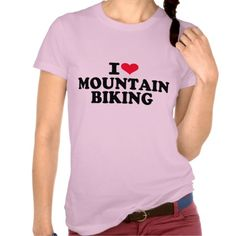 I love Mountain Biking Tees #I #love #Mountain #Biking #bike #cycling #bicycle #cross $35.7