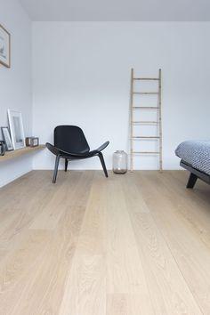 Refinishing Hardwood Floors, Wooden Flooring, Vinyl Flooring, Floor Design, House Design, White Wood Floors, Engineered Wood Floors, Home Remodeling, Interior Design