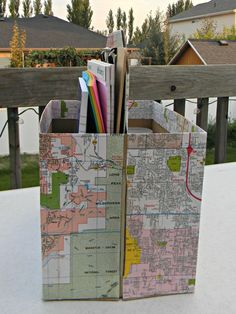 IKEA (part 3) Homework Caddy - Organize and Decorate Everything