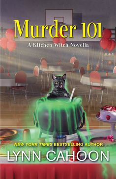 Mia Malone has opened a catering business in Magic Springs, Idaho, putting both her culinary expertise and her gift for spellcasting to good use. But it'll take more than witchcraft to make a murderer disappear behind bars… Got Books, Book Club Books, Kensington Books, Mystery Series, Mystery Thriller, Making A Murderer, School Reunion, Kitchen Witch, Cozy Mysteries