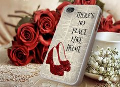 Dictionary Style wizard of oz case for iPhone 4/4s by rafiecase, $14.99