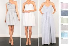Casual bridesmaid dresses   The Wedding Specialists