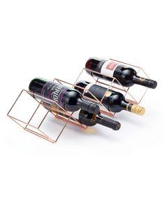 Viinipulloteline 7 Pullolle Bar Craft - CeestaShop verkkokauppa