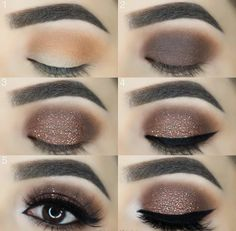 In order to enhance your eyes and also improve your good looks, finding the very best eye make-up techniques can help. You'll want to make sure to put on make-up that makes you start looking even more beautiful than you already are. Makeup Goals, Makeup Inspo, Beauty Makeup, Beauty Tips, Makeup Ideas, Makeup Hacks, Beauty Hacks, Huda Beauty, How To Makeup