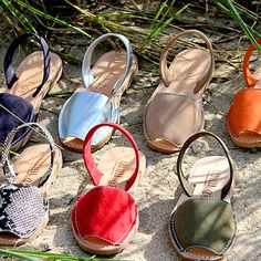 (1) Fab.com | Simply Beautiful Spanish Sandals