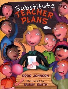 Top 10 Books in My Substitute Teaching Bag by Kristen Papa   Nerdy Book Club