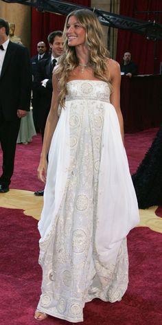 inspire-se nos 20 modelos brancos mais incríveis do Oscar