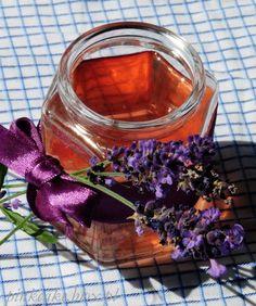 syrop z lawendy Glass Vase, Recipes, Decor, Decoration, Ripped Recipes, Decorating, Cooking Recipes, Deco