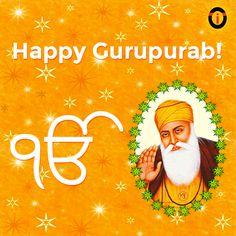 Wishing one and all a Happy Gurupurab!