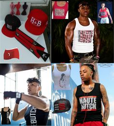 Do you have spring fever? Then it's a perfect time to do a little shopping at #HAUTEBUTCH! Tanks, tees, snapbacks, you name it, we've got it! https://www.hautebutch.com/hbshop Embrace The Brand That Embraces You #androgynous #fashion