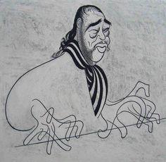 NY Times Al Hirshfelt's Duke Ellington