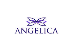 The ANGELICA French Style Coffee Press Logo.
