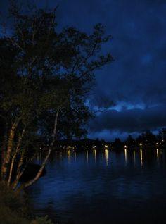 Mirror Lake, Lake Placid NY