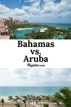 We know those vacation days are precious, so let us help get any surprises out of the way. This way you can show up, relax, and bask in your best place. There's a reason why Aruba has the most return visitors in the Caribbean and why the Bahamas rings in as a top destination year after year -- now it's up to you to find your perfect fit.