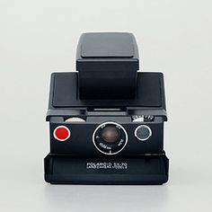 Impossible Project Black Label Polaroid SX-70 Camera Kit