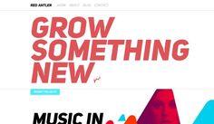 25 Beautiful Minimalistic Website Designs