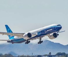 Boeing 777, Airplane, Planes, Aviation, Aircraft, Cars, Vehicles, Airplanes, Plane