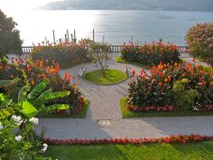 Lake Como, Villa Serbelloni,Bellagio by Laura Gurton, via Flickr