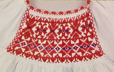 Traditional Slovak folk embroidery is a part of Slavic heritage and culture and now I would like to show you few examples, also you can read on the Slovak embroidery. Folk Embroidery, Learn Embroidery, Embroidery Patterns, Machine Embroidery, Butterfly Embroidery, Floral Embroidery, Folk Costume, Costumes, Crochet Hook Set