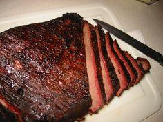 Texas BBQ Brisket Recipe from The Backyard BBQ