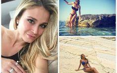 [VIDEO] Diletta Leotta: Sexy Hot in Bikini In queste ore il nome di Diletta Leotta, la popolare giornalista sportiva di Sky, sta circolando vorticosamente sui social a seguito della diffusione di alcune foto intime che la ritraggono senza vel #hot #sexy #sky #video #social