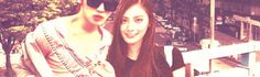 uwoo... selfie of jaejoong & nana. :'