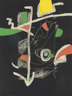 Joan Miro, Llibre dels sis sentits, 1981