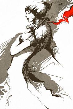 http://artgerm.deviantart.com/art/Pepper-Classic-14152727?q=gallery%3AArtgerm%2F157933&qo=349