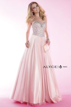 This Alyce Paris prom 2015 dress at Bridal & Formal by RJS Nashville, TN