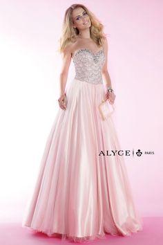 This Alyce Paris prom 2015 dress at Bridal & Formal by RJS Nashville, TN