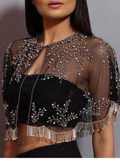 Cape Designs, New Blouse Designs, Xhosa Attire, Latest Pakistani Dresses, Blazers, Sheer Dress, Indian Designer Wear, Classy Outfits, Body