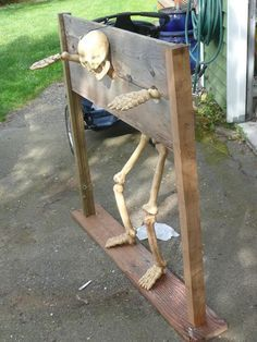 And here is my current prop stocks with the skeleton.  I need to build this one up a bit more and make it more sturdy with bracing, but you get the idea.All suggestions are welcome.  And if you have more photos of stocks, please post them.