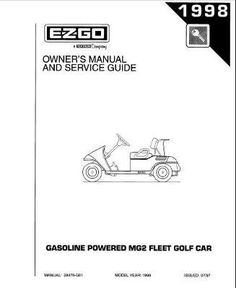 Ezgo 36068g01 2003 service parts manual for e z go electric powered ezgo 28478g01 1998 e z go gas medalist owners manual and service guide by ezgo manualenvelopevehicleselectric publicscrutiny Image collections
