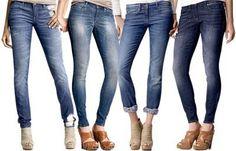 Какаие джинсы нужны маленьким женщинам