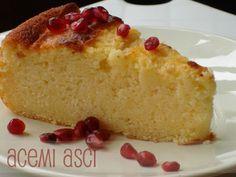 acemi aşçı: limonlu rosa kek