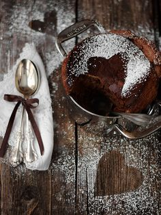 Thomas Keller's Chocolate Souffle - perfect for Valentine's Day and not nearly as hard to make as you probably think!