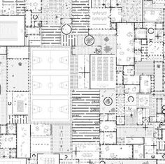 www.worksdifferent.com #arquitectura #dibujos #plantas